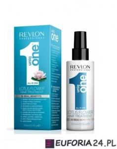 Revlon Uniq One Lotus Kuracja regenerująca w sprayu 150 ml LOTOS