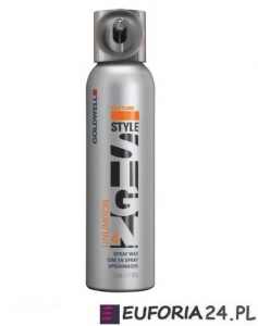 Goldwell StyleSign Texture Unlimitor, wosk w spray do kreatywnych fryzur, 150ml
