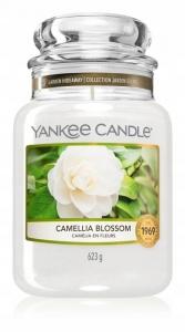 Yankee Candle świeca Large Jar Camellia Blossom 623g