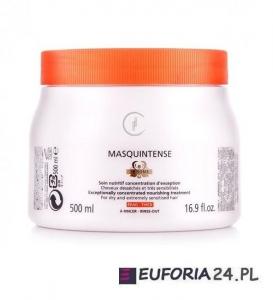 Kerastase Nutritive Masquintense Irisome, maska do grubych włosów suchych, 500ml
