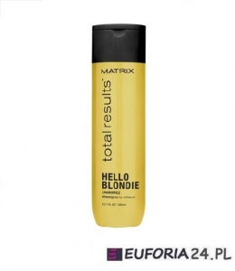 Matrix Total Results Hello Blondie, szampon, blond,z rumiankiem 300ml