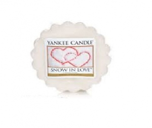 Yankee Candle Wosk Classic Wax Melt Snow In Love 22g