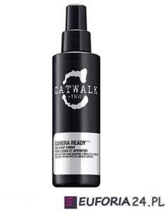 Tigi Catwalk Session Series, Camera Ready Shiny Finish Spray nabłyszczający 150ml