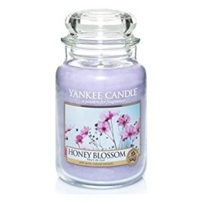 Yankee Candle  Honey Blossom 623g Swieca