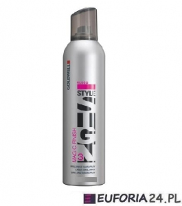 Goldwell StyleSign Gloss Magic Finish, lakier nabłyszczajacy w sprayu, 500ml