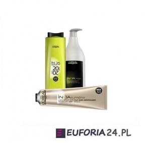 Loreal Inoa Supreme, zestaw do koloryzacji włosów siwych, farba 60ml  oxydant 60ml