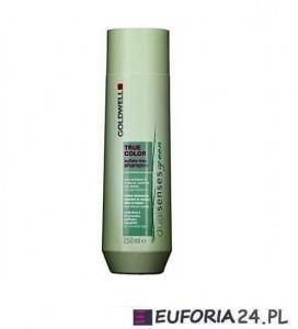 Goldwell DLS Green True Color, szampon do włosów koloryzowanych, bez siarczanów, 250ml