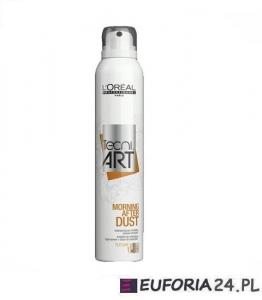 LOREAL Tecni art,  MORNING AFTER DUST suchy szampon odświeżający fryzurę 200ml