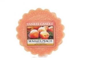 Yankee Candle Classic Wax Melt Summer Peach 22g
