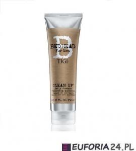 Tigi Bed Head, Clean Up for Men, szampon do włosów do codziennego użytku, 250 ml