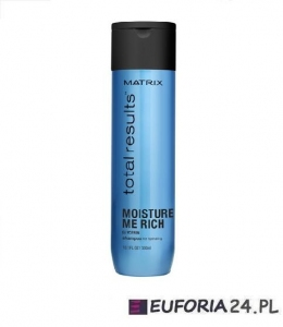 Matrix Total Results Moisture Me Rich, szampon z gliceryną 300ml