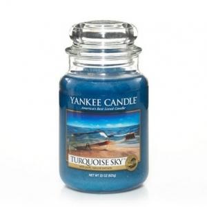 Yankee Candle świeca Classic Large turquoise sky 623g