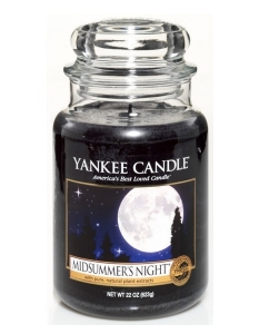 Yankee Candle świeca Classic Large Jar Midsummer Night Candle 623g