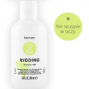 Kemon LIDING Kidding delikatny szampon  dla dzieci 200ml
