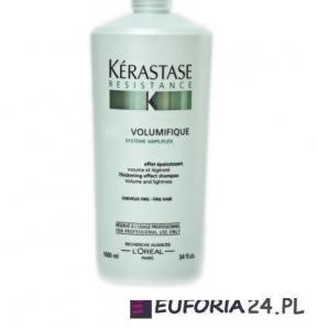 Kerastase Resistance Volumifique, żelowe mleczko odżywcze, objętość, 1000ml