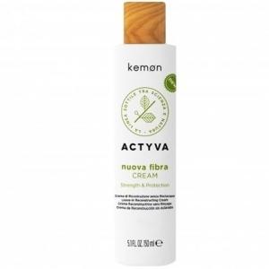 Kemon ACTYVA Nuova Fibra krem odbudowujący  włosy 150ml