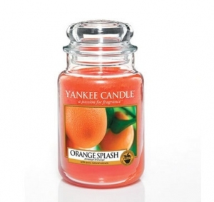 Yankee Candle świeca Classic Large Jar orange splash 623g
