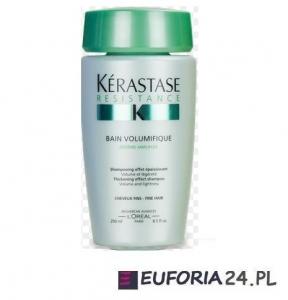Kerastase Volumifique, szampon, kąpiel zwiększająca objętość, 250ml