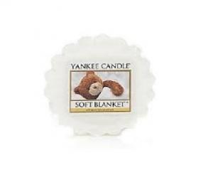 Yankee Candle Wosk Classic Wax Melt Soft Blanket 22g