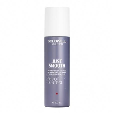 GOLDWELL SMOOTH CONTROL, spray do suszenia