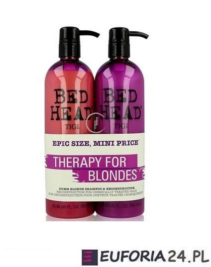 Tigi Tween Duos BH Dumb Blonde szampon+ odżywka 2 x 750ml