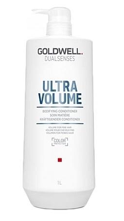 Goldwell Dls Ultra Volume, wzmacniająca odżywka w żelu, 1000ml