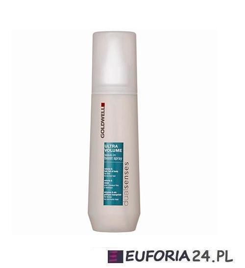 Goldwell Dls Ultra Volume Leave-In, spray wzmacniający włosy, 150ml